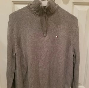 mens tommy hilfiger sweater size medium